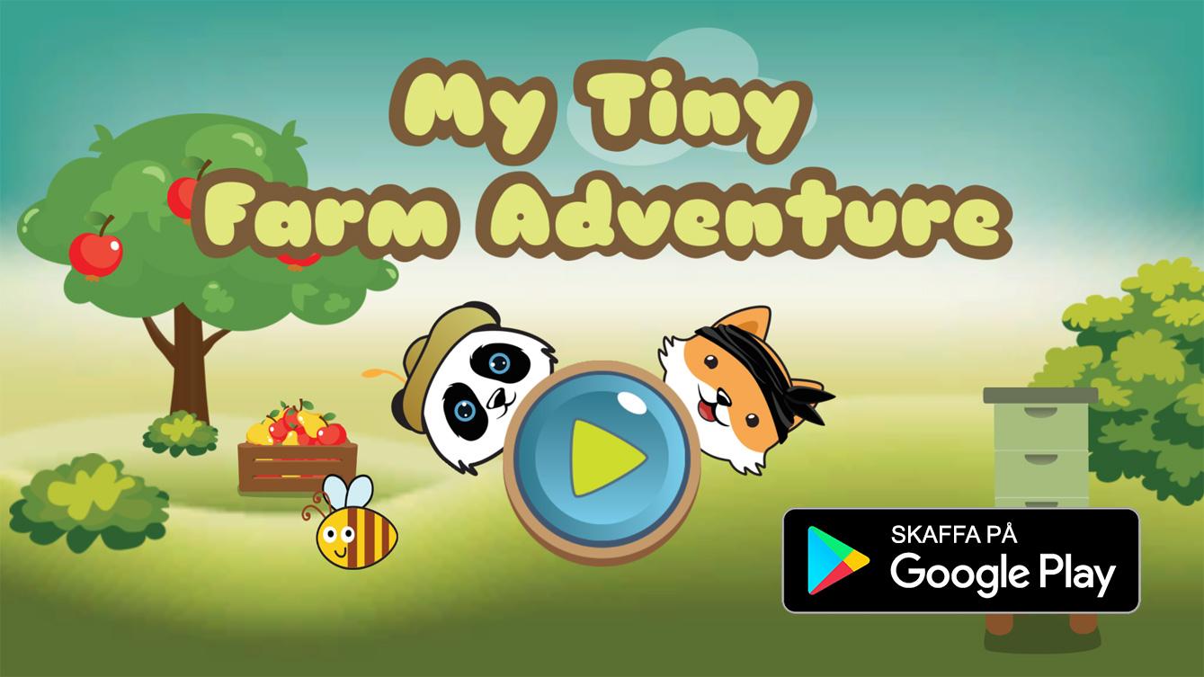My Tiny Farm Adventure game