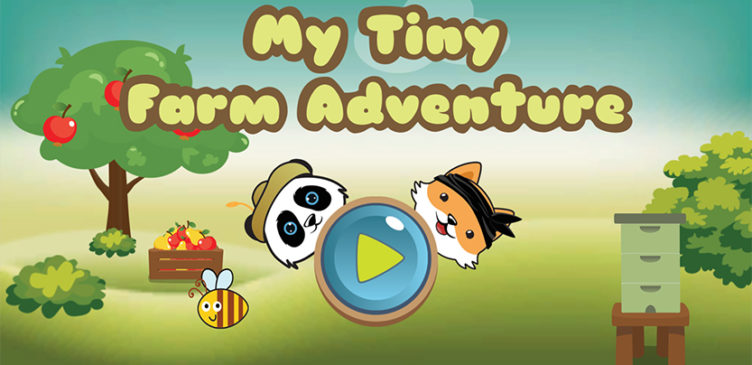 My Tiny Farm Adventure mobile game